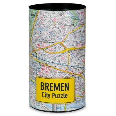 Stadtplanpuzzle Bremen City-Puzzle